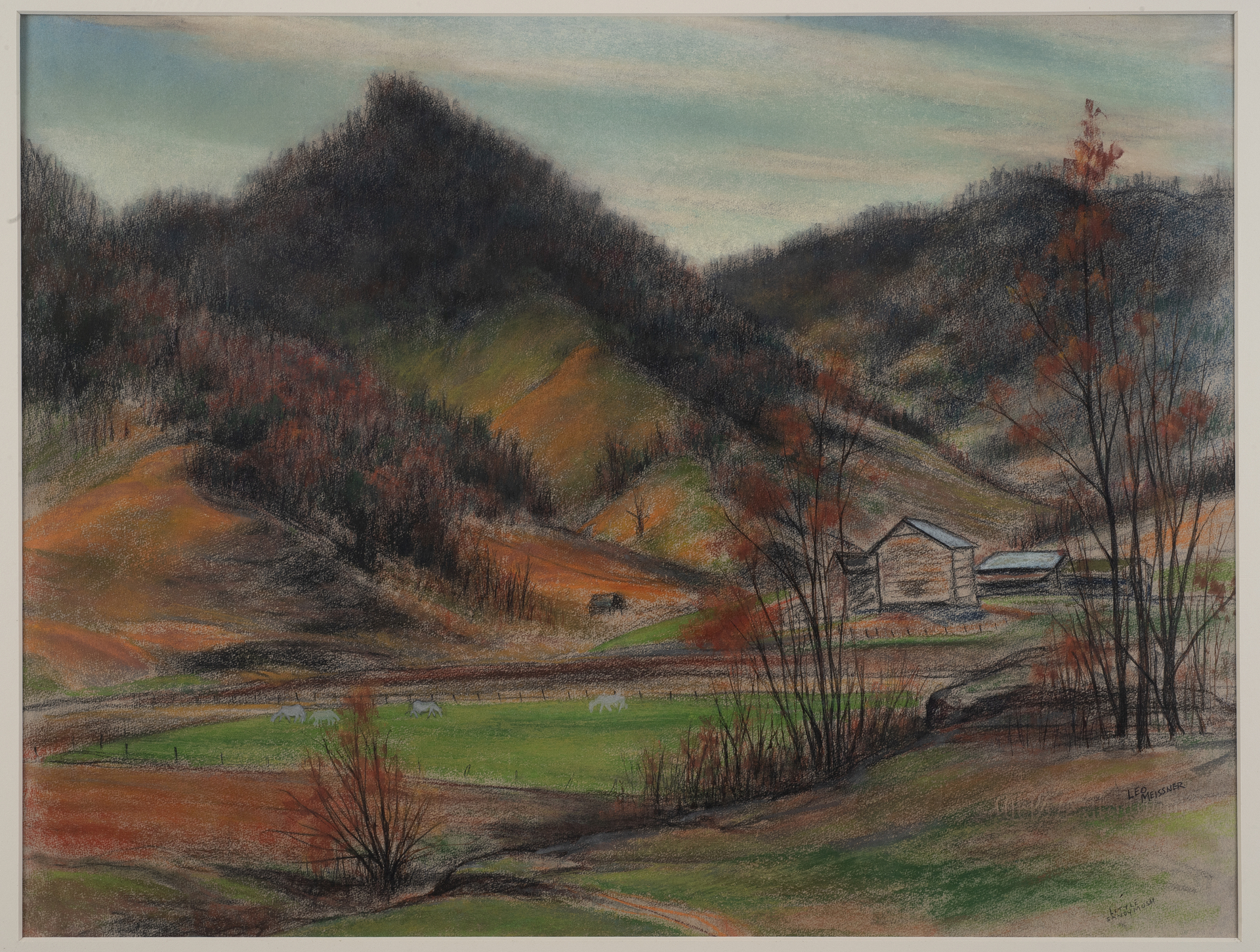 Little Sandy Mush- Near Asheville