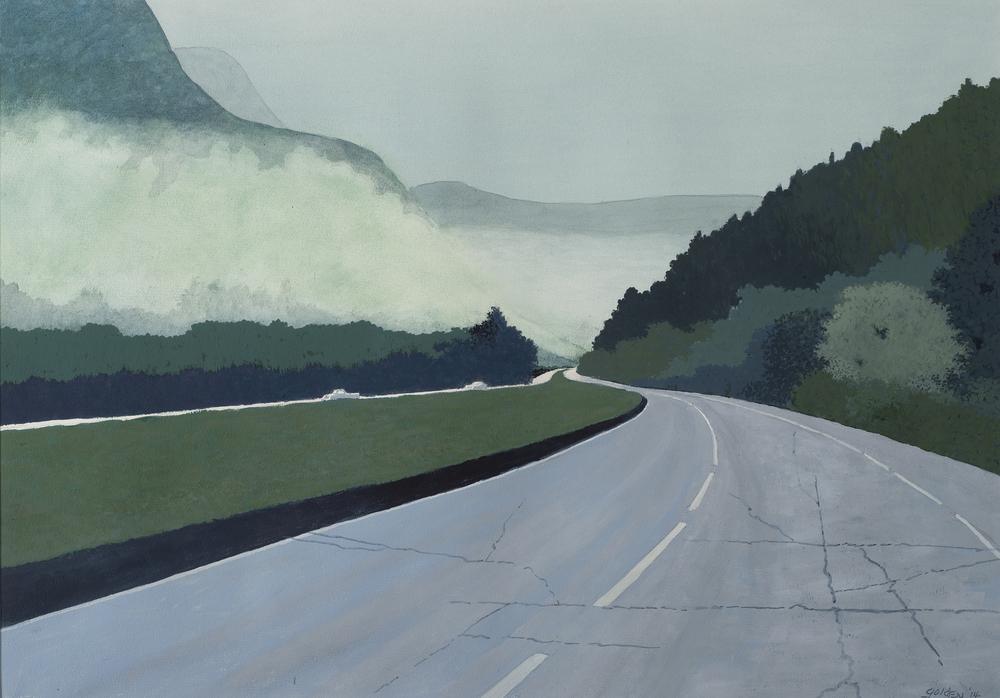 Virginia Fog