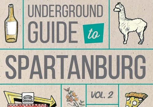 Featured in The Underground Guide